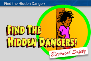 Find the Hidden Dangers Electric